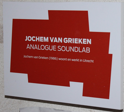 analogue soundlab at KAAP 06/07-2012