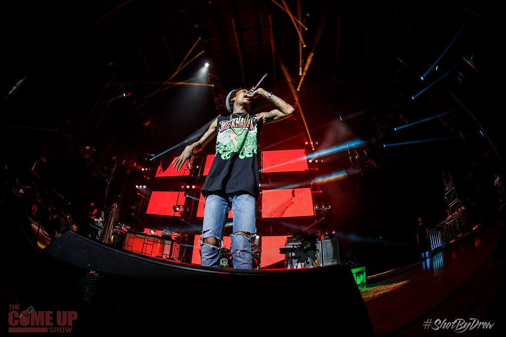 Review] Under The Influence of Music Tour ft. Wiz Khalifa, Mac ...