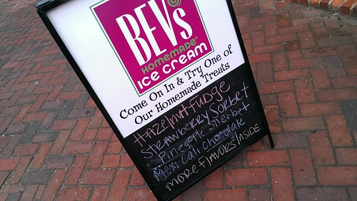Bev's Ice Cream