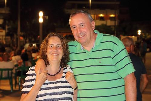 Carmen y Mikel