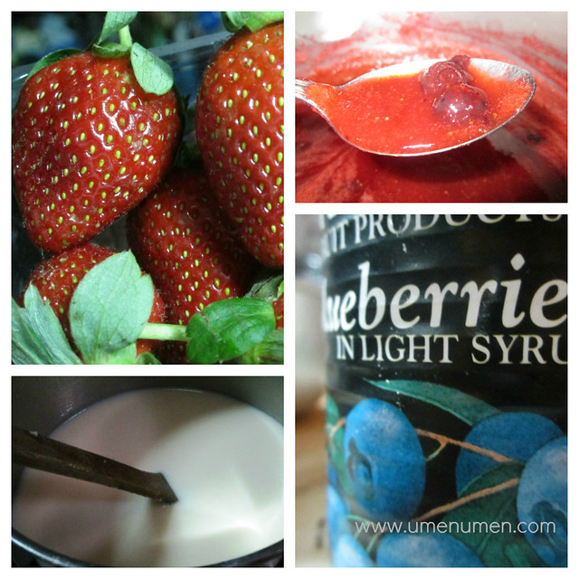 Panna Cotta - Behind the cook