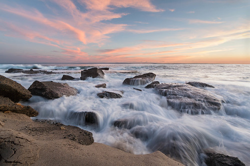 california sunset sea beach water clouds canon sand rocks day waves cloudy iso 100 usm laguna f80 3s efs 1022mm 10mm 1s aliso f3545