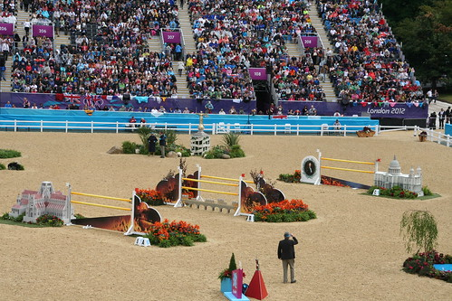 London 2012 : Show jumping