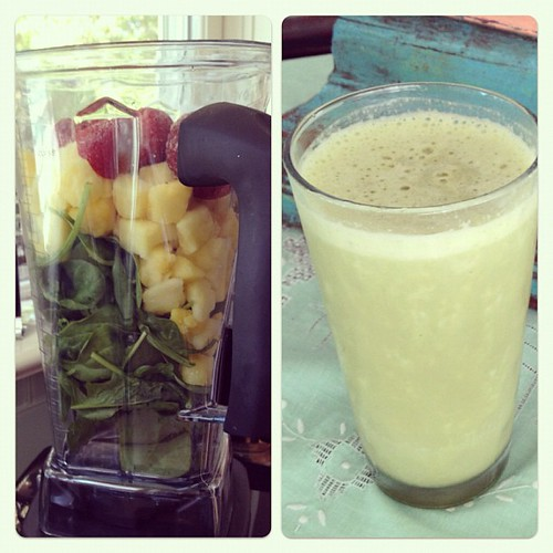 Delish. #vitamix