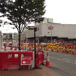 Corporation Street - Midland Metro works