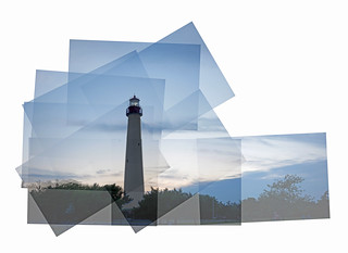 Lighthouse panograph