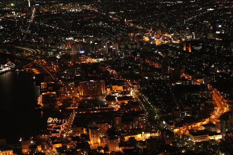 函館山からの夜景 その4