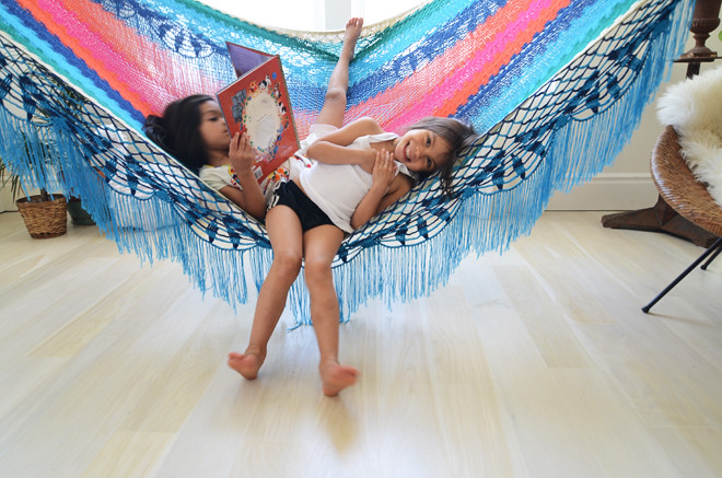 we love our hammock