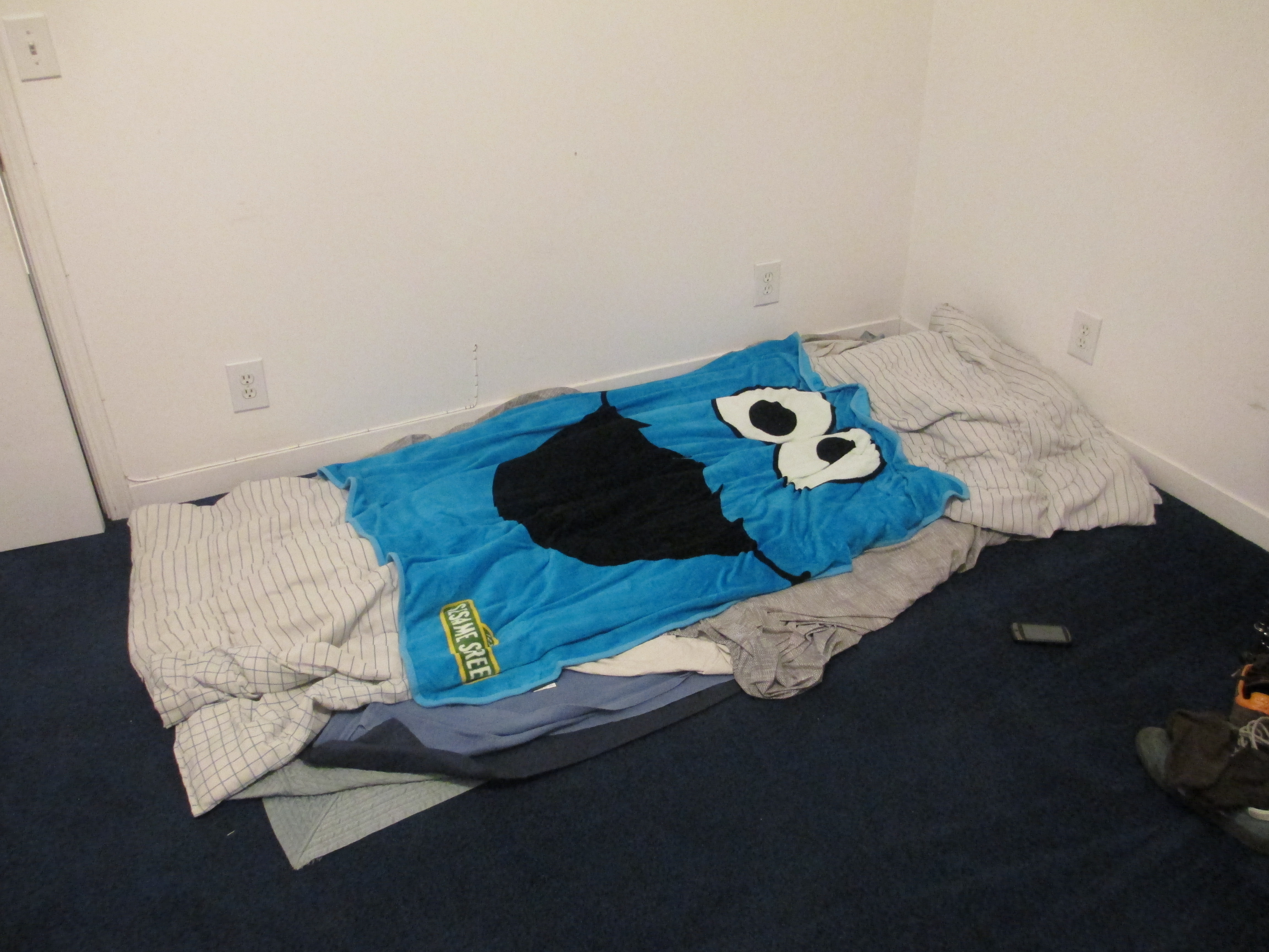 Cookie Monster Bedding For Babies