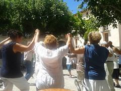 Sardanes a la plaça