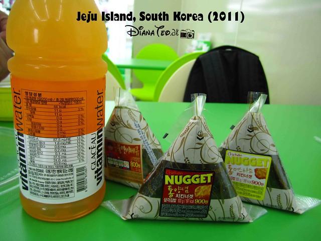 Jeju Island - Foods