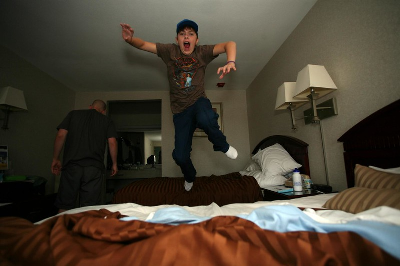 parker-bed-jumping