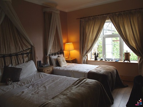 Deluxe Room at The Old Bank B&B in Bruff, County Limerick, Ireland