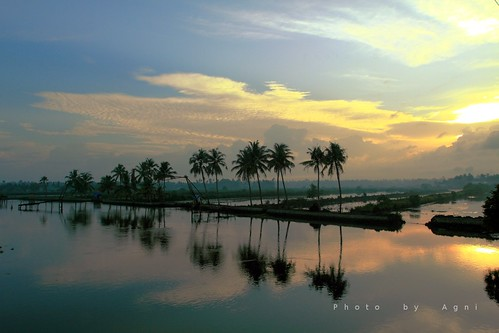 Kerala.. my home land, the Gods own country.