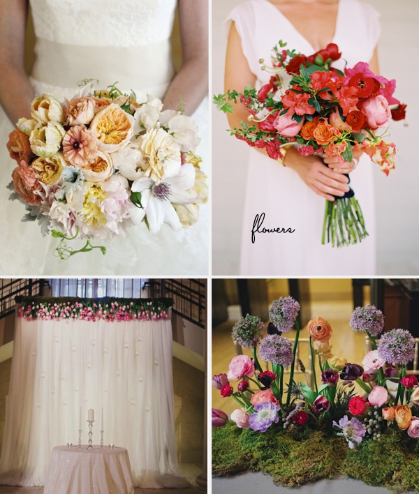 Wedding Flowers | Lovestru.ck Events