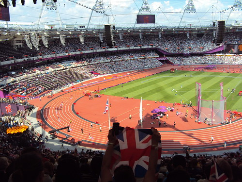 London 2012 Olympics Track