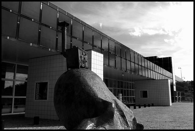 Mus e d 39 art contemporain de saint etienne 2012 08 07 flickr photo s - Musee design st etienne ...