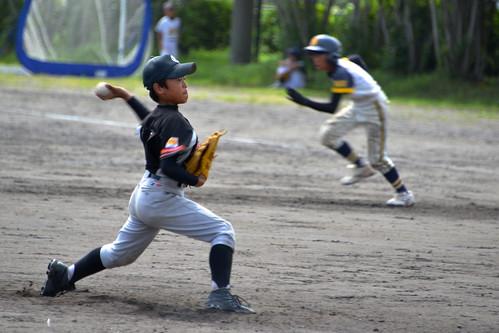 2012夏日大作戰 - 桜島 - 野球試合 (10)