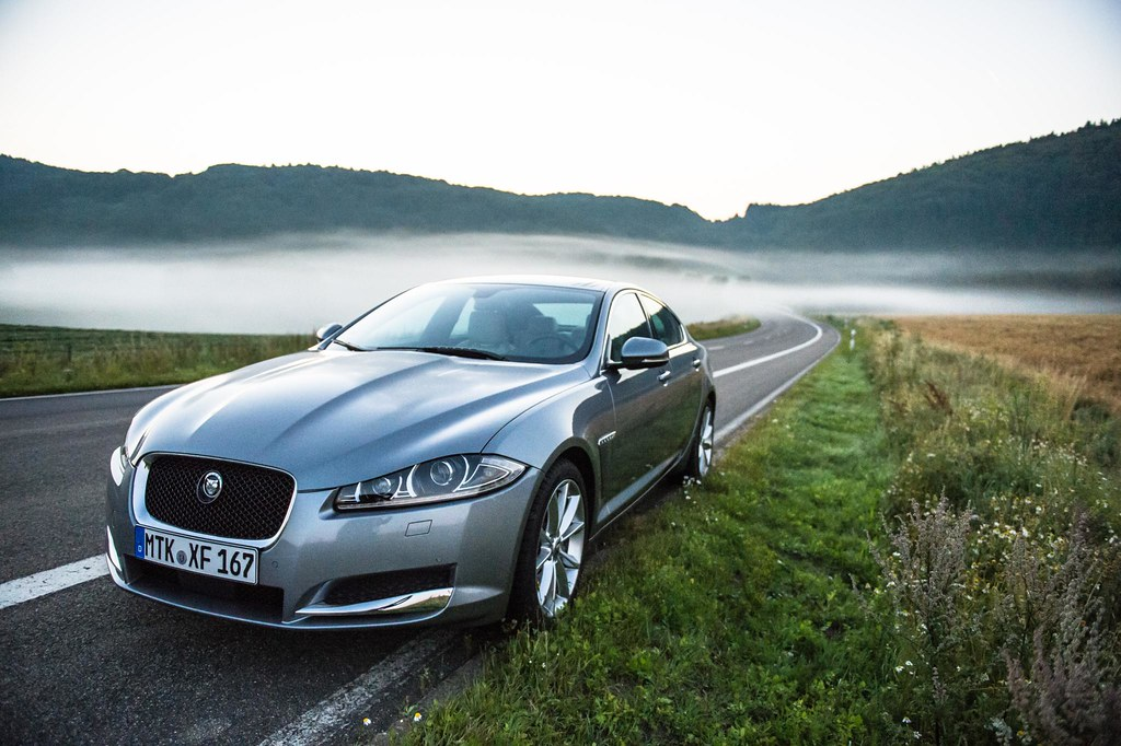Jaguar Driving Event at the Nürburgring.