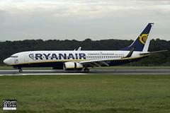 EI-DYX - 37517 - Ryanair - Boeing 737-8AS - Bristol - 120808 - Steven Gray - IMG_6601