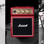 Marshall Amp Advertisement