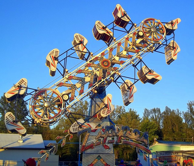 Zipper Carnival Ride Flickr Photo Sharing