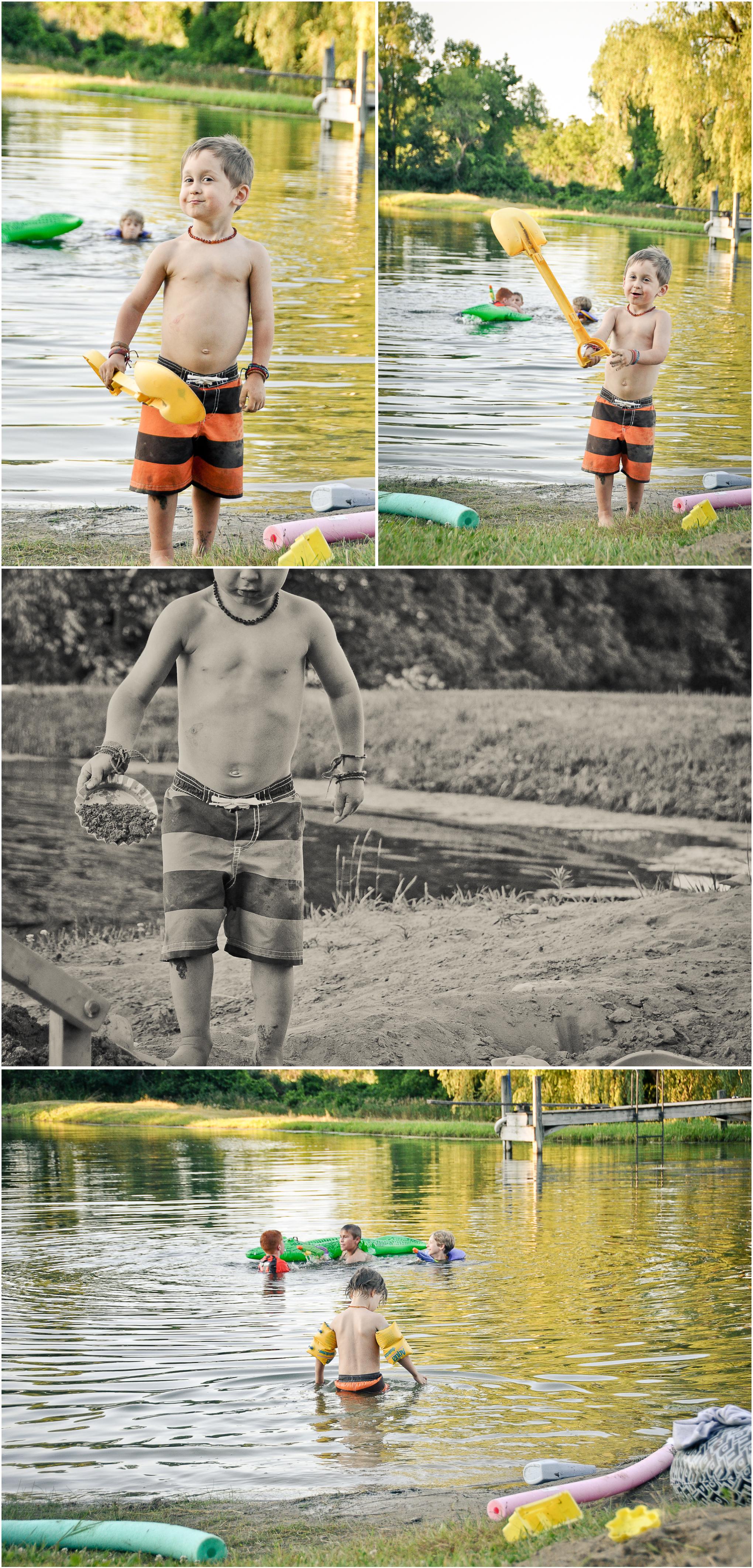 pond day 1-10