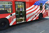 Double Decker Tour Bus in San Francisco