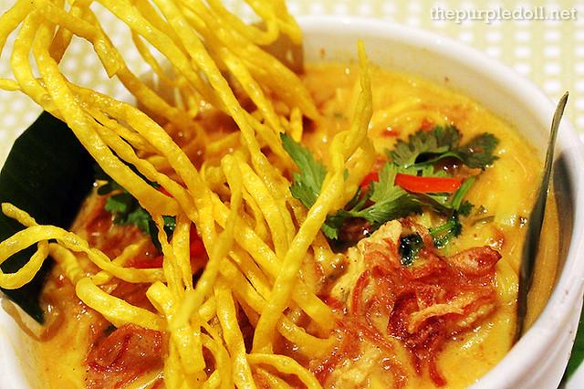 Chiangmai Khao Soi Noodle Soup P320