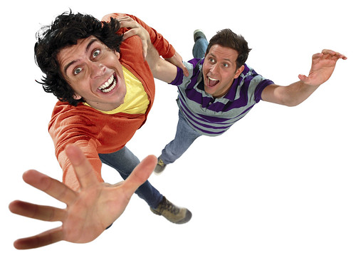 CBeebies Andy and Mike