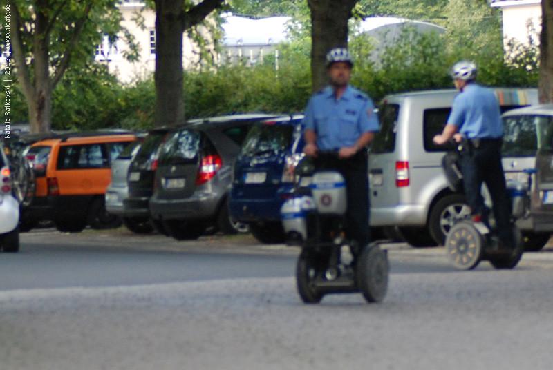 Kassel's police officers