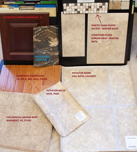 Manchester Cherry Flooring: Rome-ing In Richmond: Selections Are Written In Stone