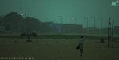 Besant Nagar beach Chennai