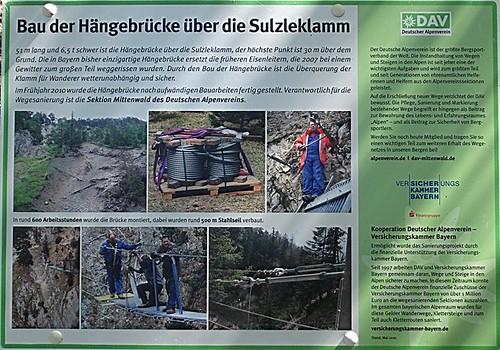 Sulzeklamm-Schild