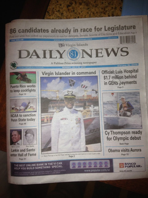 virgin islands dailynews