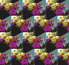 Front Seat Bouquets (Pattern) by randubnick