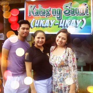 Ukay buddies ;) @vethzhy and #archiel