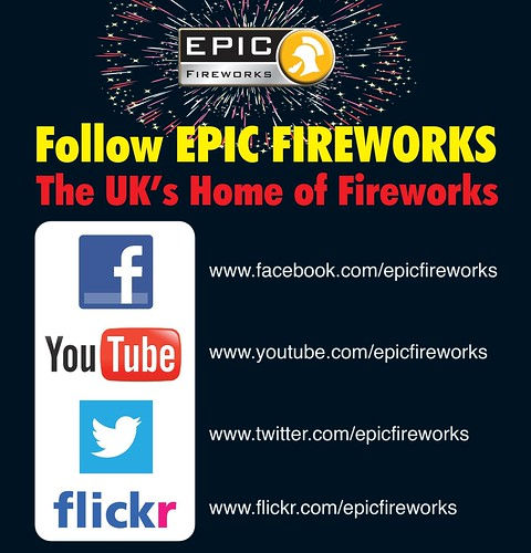 Follow Epic Fireworks