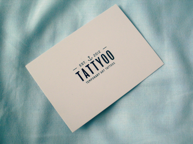 tattyoo card