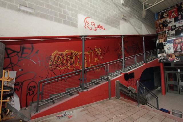 Studio's Leuven gekraakt