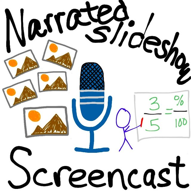 Narrated Slideshow - Screencast