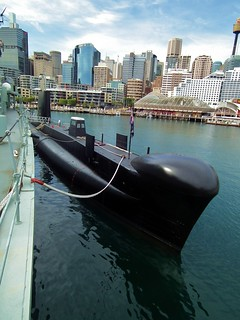 Kuva HMAS Onslow. new museum wales harbour south class submarine national maritime nsw darling oberon onslow hmas