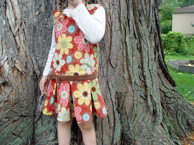 floral cord jumper 3
