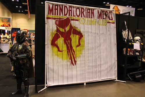 Mandalorian Mercs - Star Wars Celebration VI