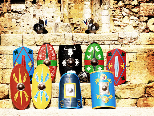 Gladiator Gear, Tarraco Viva, Tarragona
