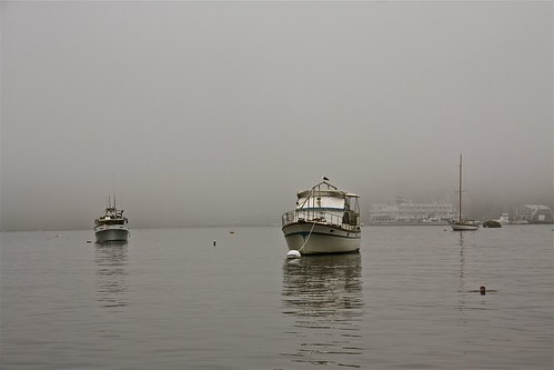 Sailing in Thick Fog 05