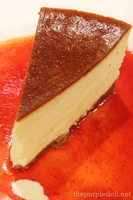 New York Cheesecake P450