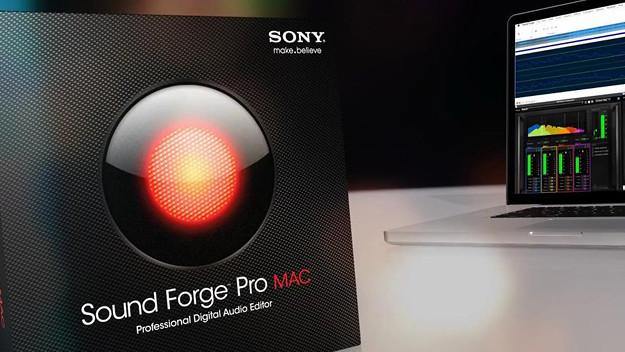 Sony Sound Forge Pro para Mac