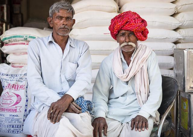 Bundi Flour Vendors
