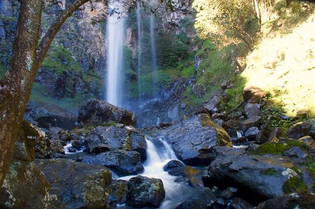 Rawson Falls, Pentax *IST DS, Sigma AF 18-125mm F3.5-5.6 DC